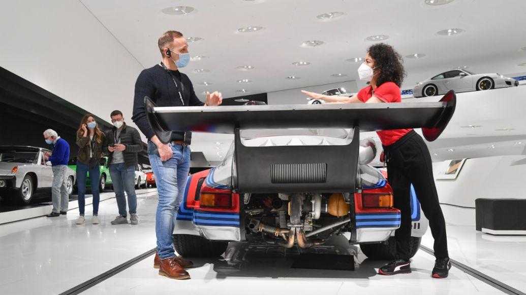 Porsche Museum, 2021, Porsche AG