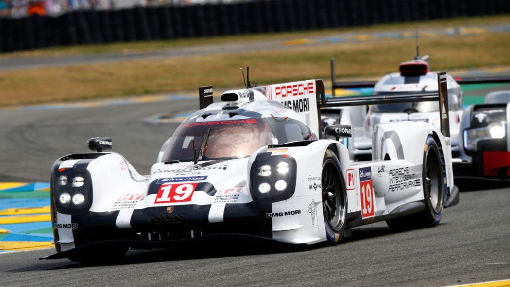 919 Hybrid, Nr 19, Le Mans, 2015, Porsche AG