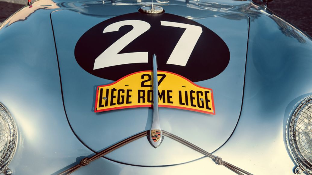 The Porsche 356 on the road to Rome - Image 6