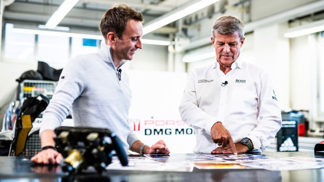 Hat trick after chase to catch up: the Porsche success story in Le Mans in 2017 - Image 2