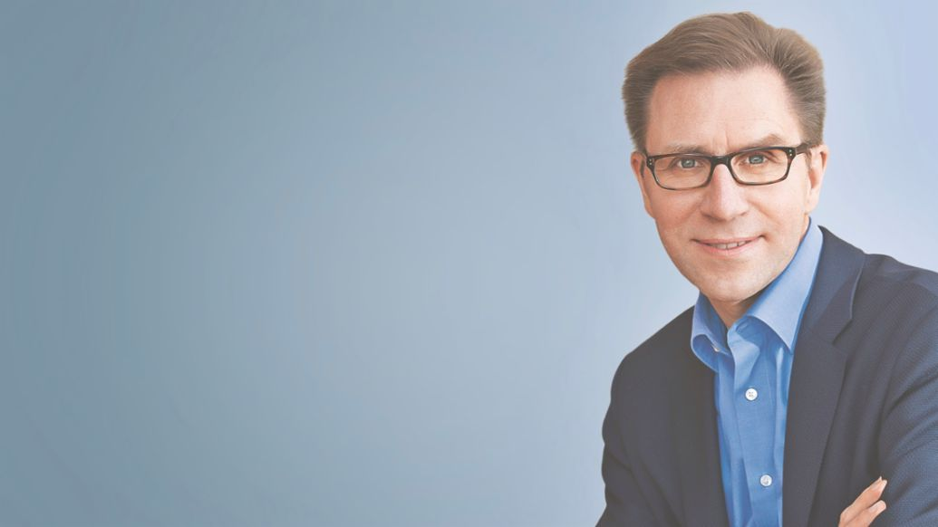Ralf Herrtwich, Senior Director Automotive Software bei Nvidia, 2020, Porsche AG