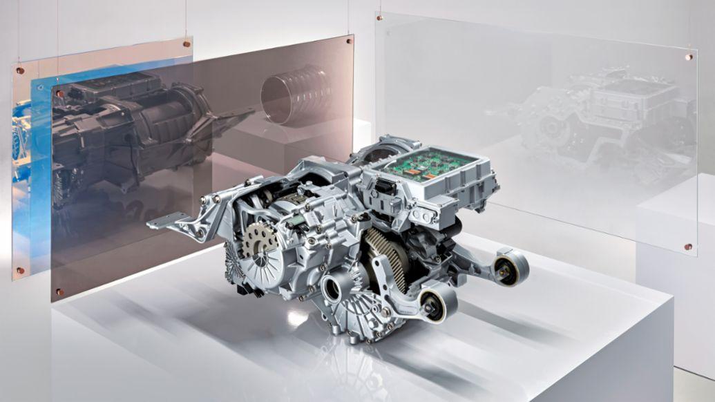 Porsche-Elektromotor, 2021, Porsche AG