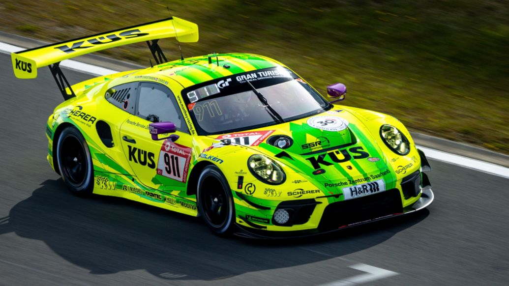 Porsche customer teams fight for 13th outright victory in the Eifel - Image 1