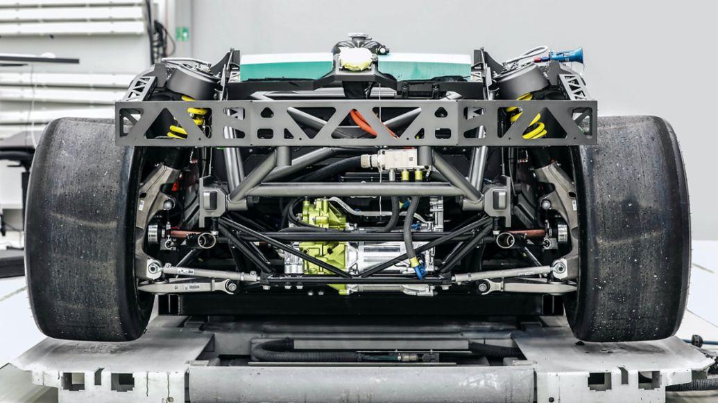 Mission R, 2021, Porsche AG