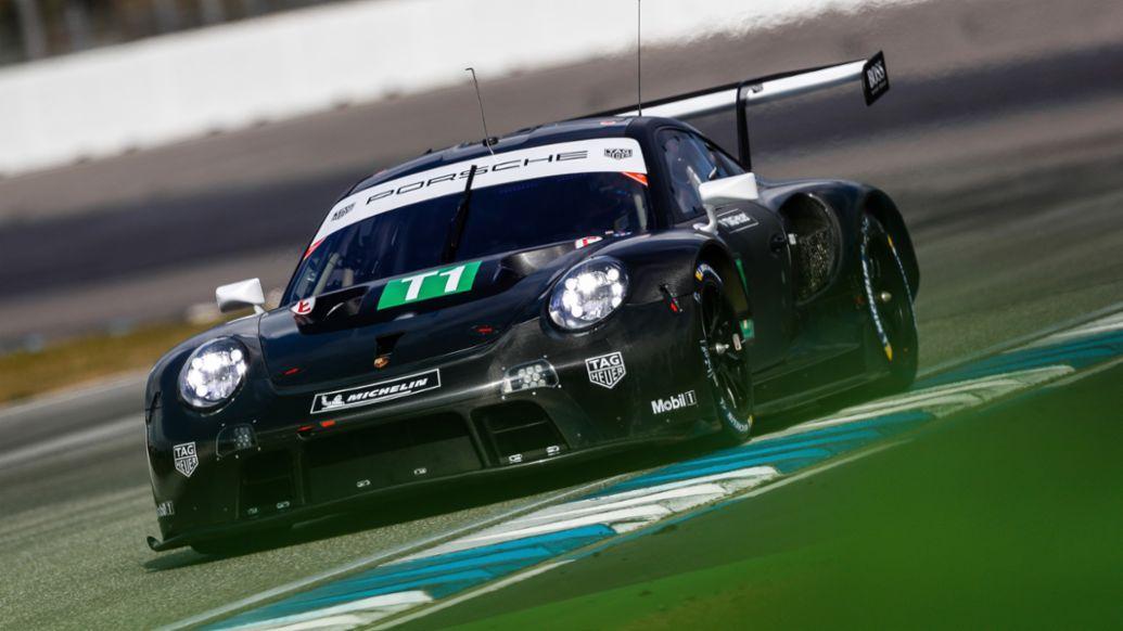 911 RSR, 2021, Porsche AG