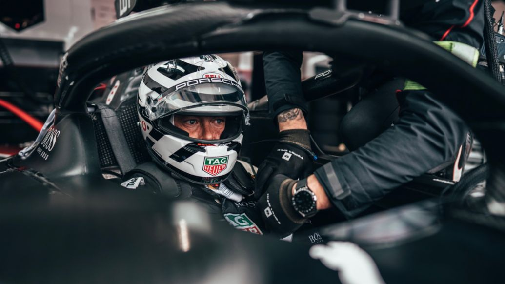 TAG Heuer Porsche Formula E Team aims to continue upward trend in Valencia - Image 1