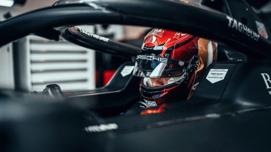 TAG Heuer Porsche Formula E Team aims to continue upward trend in Valencia - Image 2