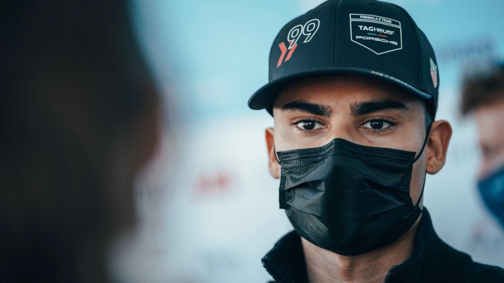 Pascal Wehrlein, Porsche works driver, 2021, Porsche AG