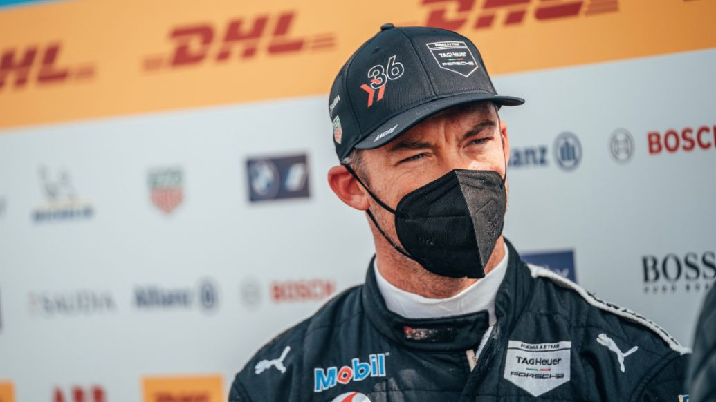 André Lotterer, Porsche works driver, 2021, Porsche AG