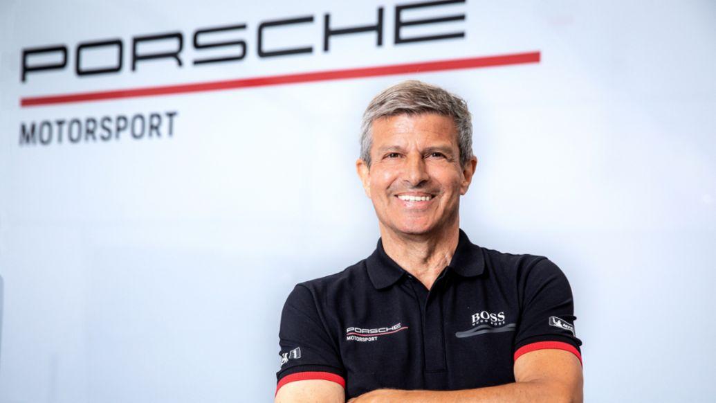 Fritz Enzinger, Vice President Porsche Motorsport, 2021, Porsche AG