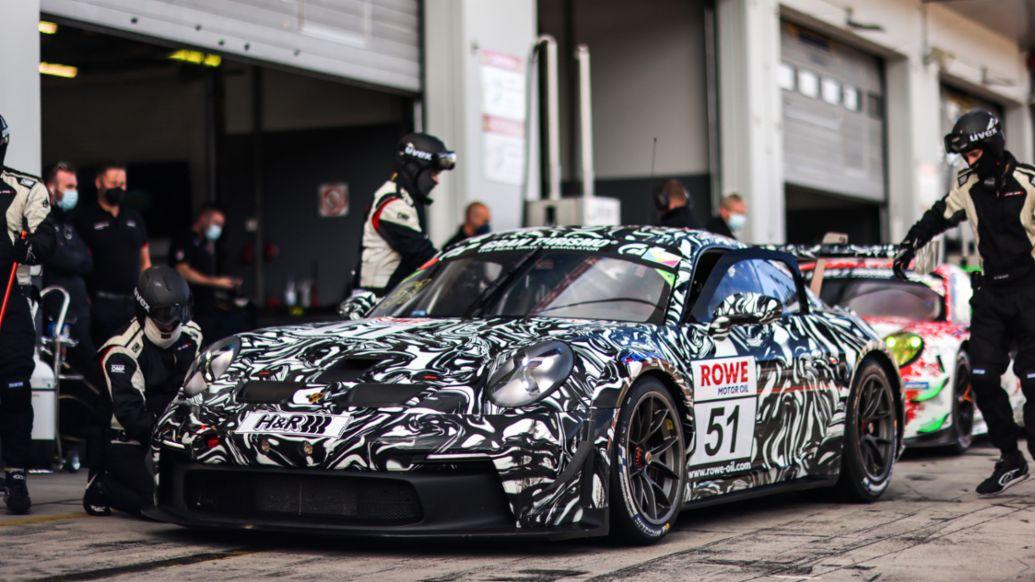 New Porsche 911 GT3 Cup celebrates its endurance debut - Image 1