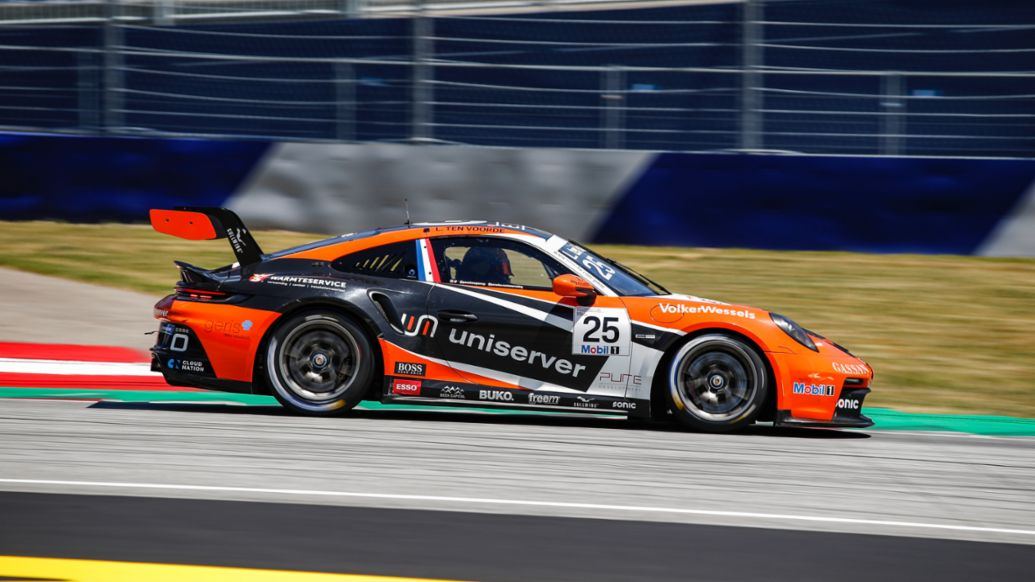 Back on pole position – Dylan Pereira makes a comeback - Image 4