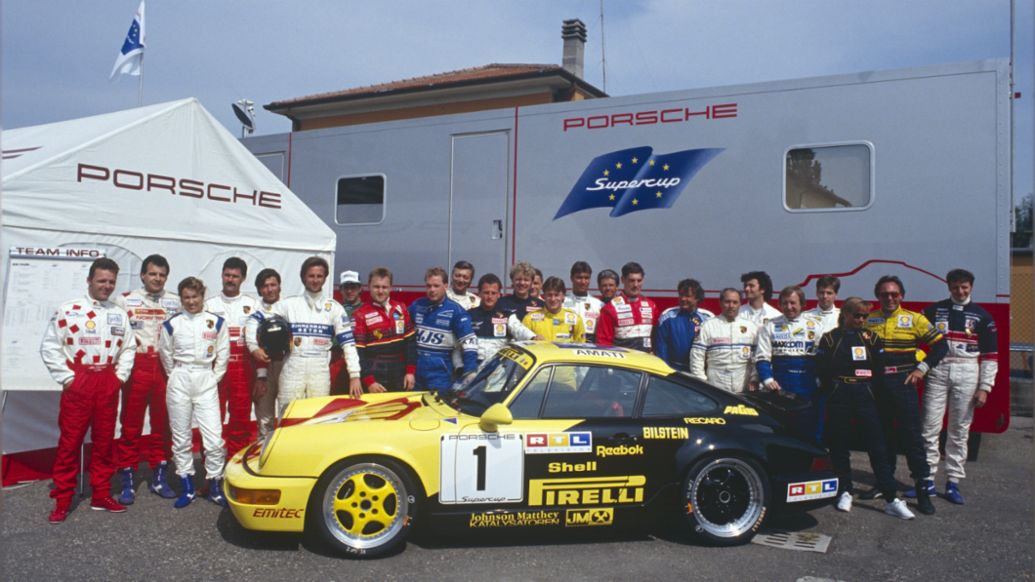 Porsche Supercup contests its 300th race at Spa-Francorchamps - Image 4