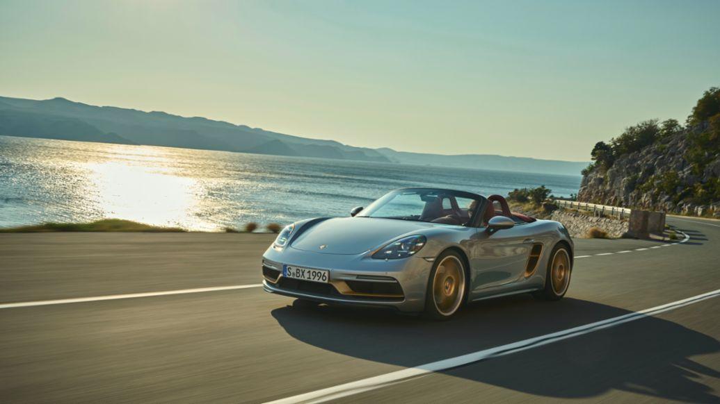 Boxster 25 years, 2021, Porsche AG