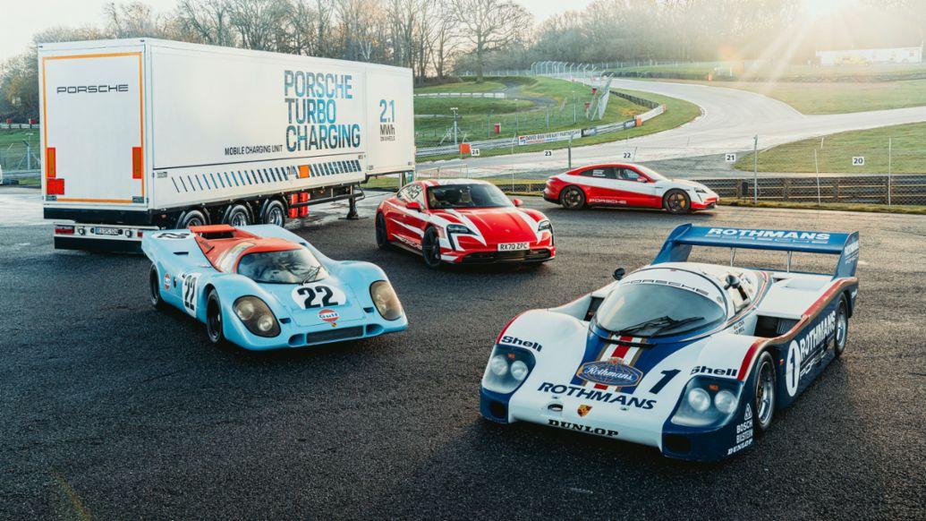 Porsche Taycan races into the record books - Image 7
