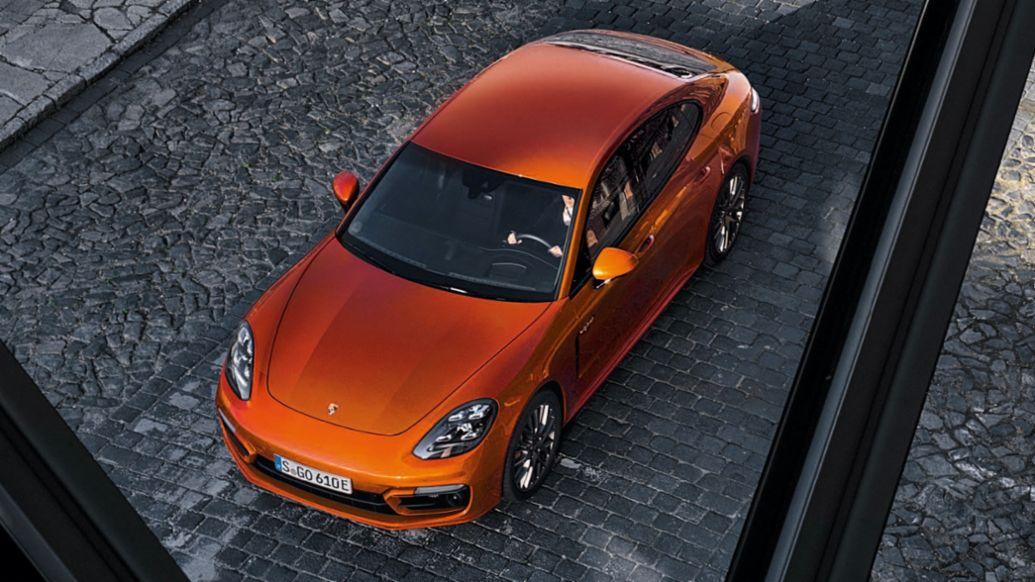 Panamera 4S E-Hybrid, Leipzig, 2020, Porsche AG