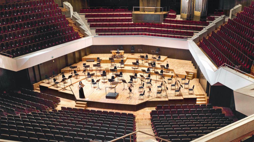 Leipzig Gewandhausorchester, 2020, Porsche AG
