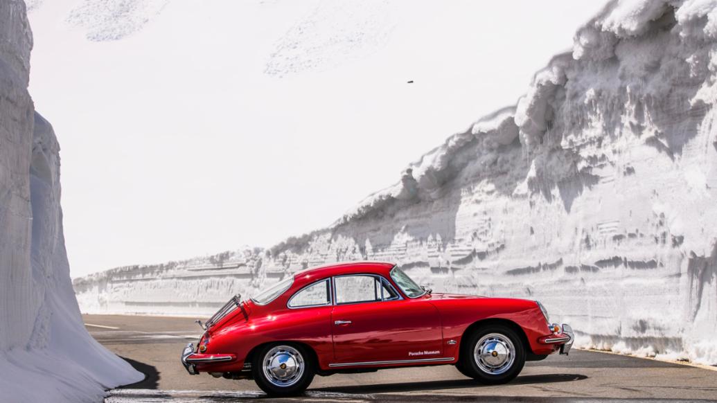356 B, 2021, Porsche AG