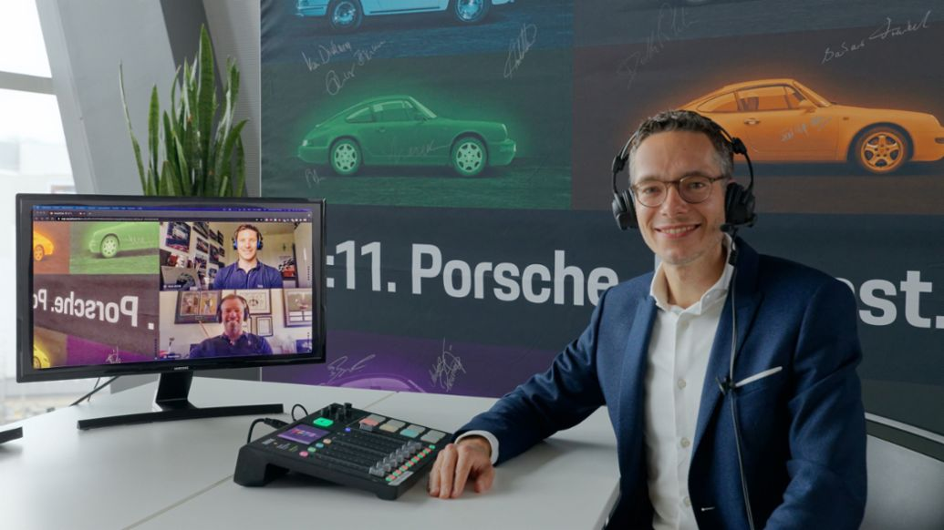 From rookie to professional with the 9:11 Porsche Podcast - Image 2