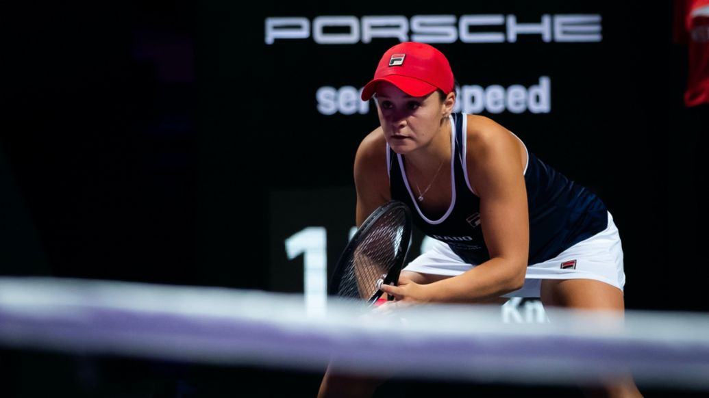 The fans will be close to the action at the Porsche Tennis Grand Prix - Image 2