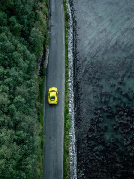 718 Cayman GTS, Wild Atlantic Way, Irland, 2019, Porsche AG