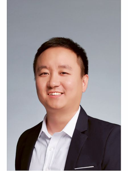 Ben Wang, Software Development Manager, 2020, Porsche AG