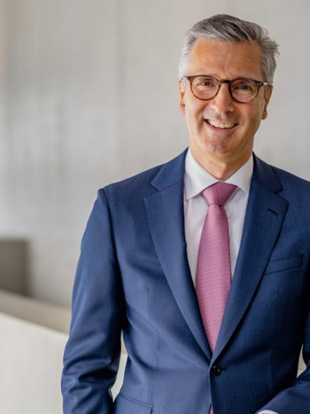Robert Friedmann, Chairman of the Central Managing Board, Würth Group, 2020, Porsche Consulting