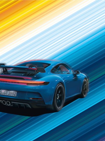 The 911 GT3: from racing car straight to series production mode - Image 3