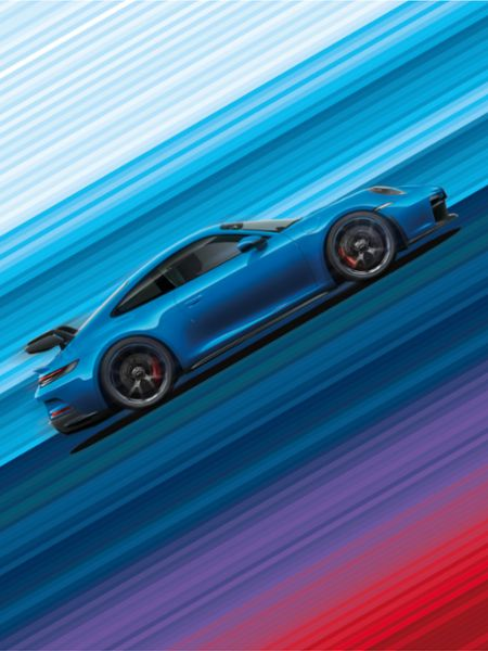 The 911 GT3: from racing car straight to series production mode - Image 2