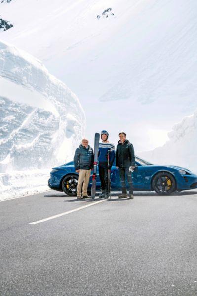 """Déjà Vu – Making of """"The Porsche Jump"""" - Image 1"""