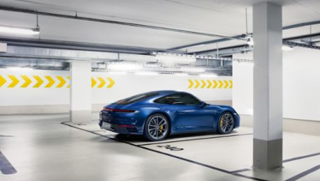 Porsche Cars Australia partners with UbiPark to develop Porsche parking app