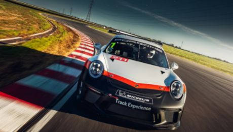 Porsche Track Experience explained