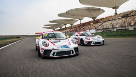EBM to enter Porsche PAYCE Carrera Cup Australia & Porsche Michelin Sprint Challenge in 2021