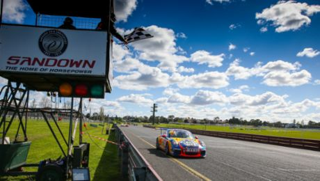 Porsche to headline Shannons Motorsport Australia Festival at Sandown