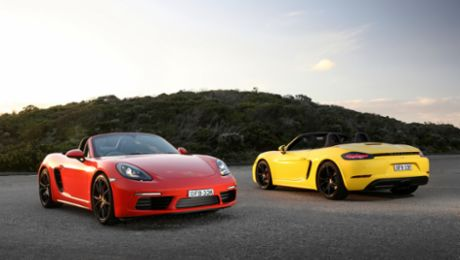 Porsche Cars Australia announces new pricing for 718 models