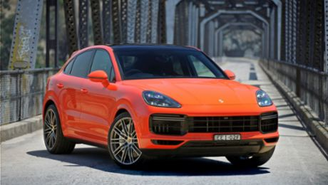 Product Highlights: Porsche Cayenne Coupe - a Cayenne reimagined