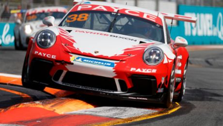 Craig Lowndes to partner with Wall Racing in Porsche Paynter Dixon Carrera Cup Australia