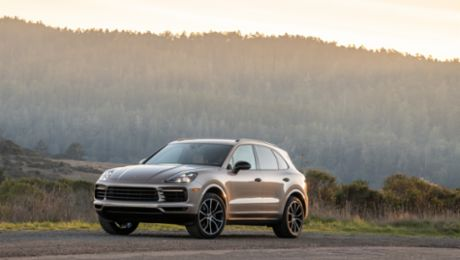 Porsche Reports Record U.S. Retail Sales in February