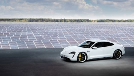 The sports car for a sustainable future