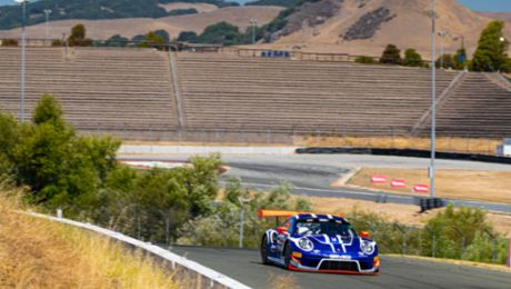 Ten-Tops. Porsche Privateer Programs Earn Ten SRO Class Victories at Sonoma.