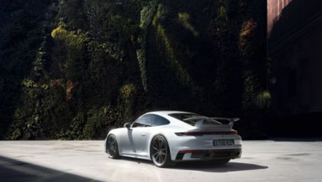 Aerokit and SportDesign package for the Porsche 911