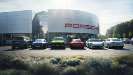 Porsche Reports First Quarter U.S. Retail Deliveries