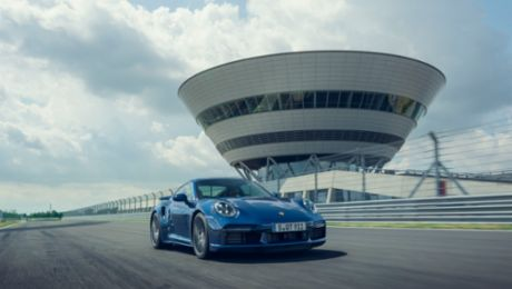 Porsche delivers 116,964 vehicles in the first half year