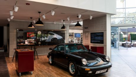 U.S. Porsche Classic Partner network expands in Palm Springs