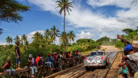 Uncharted Racing for Charity: The Project 356 World Rally Tour