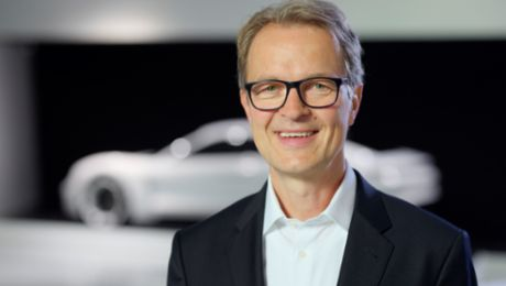 Kjell Gruner succeeds Klaus Zellmer as President and CEO of Porsche Cars North America