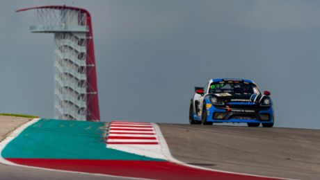 Texas Stand. 73 Porsche-Built Race Cars to Contend In Five Series at COTA.