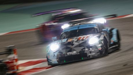 RSR Return. WeatherTech Racing and Proton Competition Announce Privateer Porsche IMSA GTLM Entry.