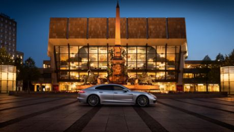 Porsche brings sound of Gewandhaus Orchestra to Stuttgart's city centre
