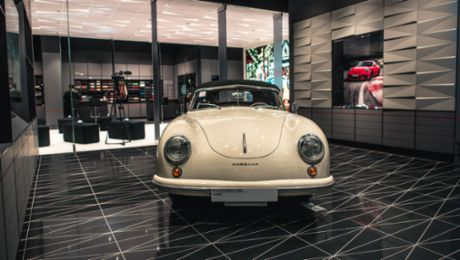 Porsche Studio Bangkok: Designed for Living